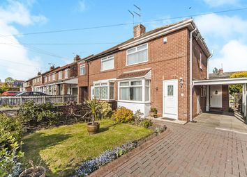 Thumbnail 2 bed semi-detached house for sale in Atkinson Road, Chester Le Street