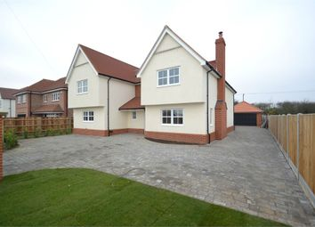 Thumbnail 5 bed detached house for sale in Dawnily, Colchester Road, Great Bromley, Essex