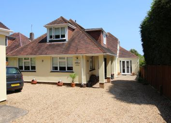 Thumbnail 4 bed detached house for sale in Reservoir Lane, Hedge End, Southampton