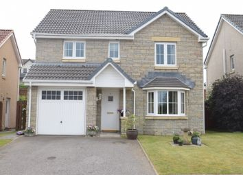 Thumbnail 4 bed detached house for sale in Woodlands Way, Inverness