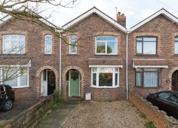 Thumbnail 3 bed terraced house for sale in Winden Avenue, Chichester