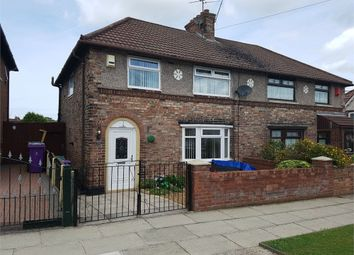 Thumbnail 3 bed semi-detached house for sale in 29 Chilcott Road, Liverpool, Merseyside