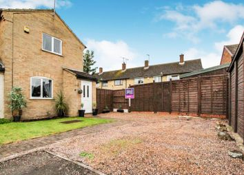 Thumbnail 2 bed end terrace house for sale in Thorness Close, Alvaston, Derby