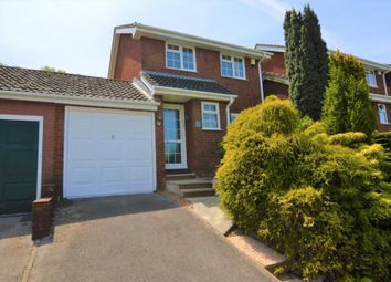 Thumbnail 3 bed link-detached house for sale in Amados Drive, Plymouth, Devon