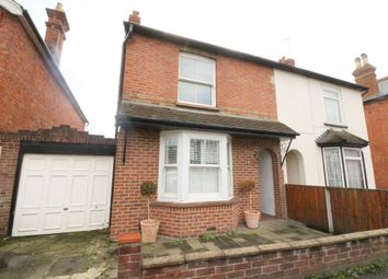 Thumbnail 3 bedroom semi-detached house to rent in Crown Street, Egham