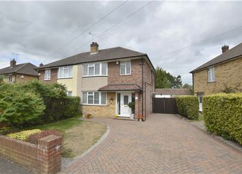 Thumbnail 3 bed semi-detached house for sale in Park Avenue, Redhill