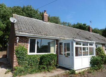 Thumbnail 2 bedroom detached bungalow to rent in Market Lane, Crimplesham, King's Lynn