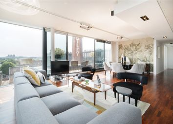 Thumbnail 2 bedroom flat for sale in The Jam Factory, Green Walk, London