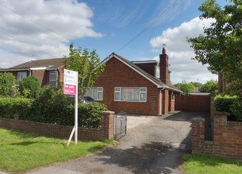 Thumbnail 4 bedroom detached house for sale in Station Road, Woburn Sands, Milton Keynes