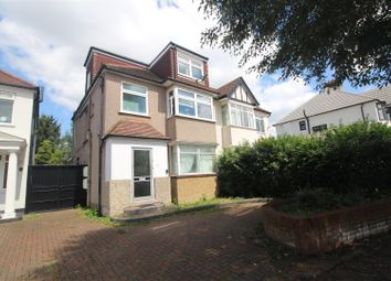 Thumbnail 4 bed maisonette to rent in Holmwood Grove, London