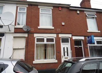 Thumbnail 3 bedroom terraced house for sale in Young Street, New Normanton, Derby