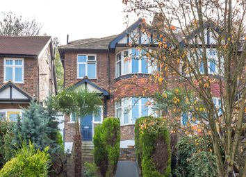 Thumbnail 3 bed semi-detached house to rent in Priory Gardens, Highgate