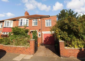 Thumbnail 4 bed semi-detached house for sale in Fowberry Crescent, Fenham, Newcastle Upon Tyne