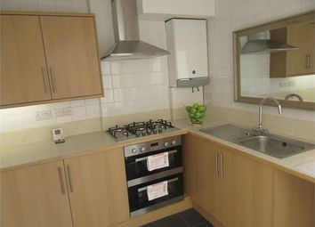Thumbnail 2 bedroom terraced house to rent in Forde Close, Newton Abbot, Devon.