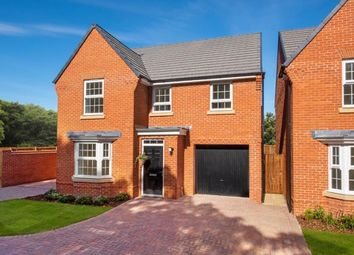 "Thumbnail 4 bedroom detached house for sale in ""Millford"" at Lindhurst Lane, Mansfield"