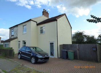 Thumbnail 3 bed semi-detached house to rent in Ashby Road, Boundary, Swadlincote