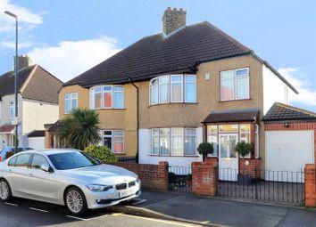 Thumbnail 3 bed semi-detached house for sale in Heathside Avenue, Bexleyheath