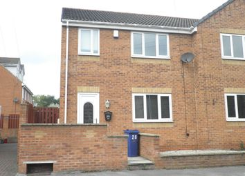 Thumbnail 3 bedroom end terrace house for sale in Hope Street, Low Valley, Barnsley