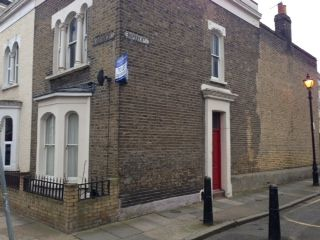 Thumbnail 4 bed end terrace house to rent in London, Mile End