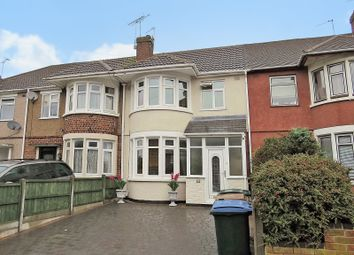 Thumbnail 3 bed terraced house for sale in Blackwatch Road, Radford, Coventry