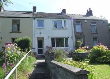 Thumbnail 1 bed terraced house for sale in Gower Terrace, Penclawdd, Swansea
