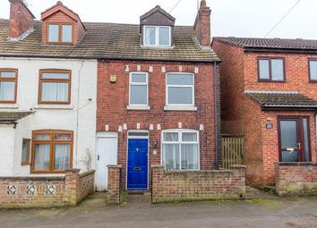 Thumbnail 3 bed end terrace house for sale in Mill Road, Wellingborough