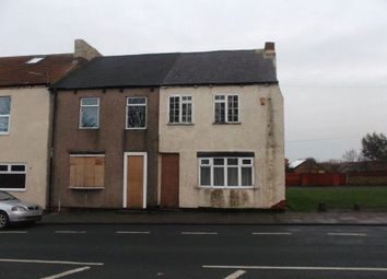 Thumbnail 3 bed property for sale in Front Street East, Haswell, Durham