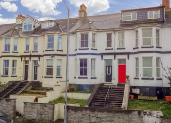 Thumbnail 5 bedroom terraced house for sale in North Road, Saltash, Cornwall