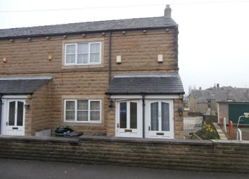 Thumbnail 1 bedroom flat to rent in Halifax Old Road, Birkby, Huddersfield