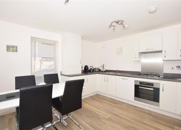 Thumbnail 2 bed flat for sale in Malpass Drive, Leybourne, West Malling, Kent