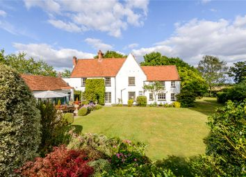 Thumbnail 5 bed detached house for sale in Long Lane, Shaw, Newbury, Berkshire