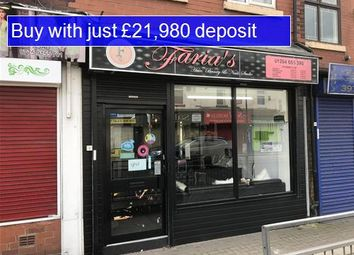 Thumbnail Retail premises for sale in Cambrian Business Park, Derby Street, Bolton