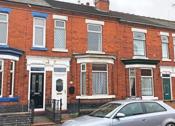 Thumbnail 3 bed terraced house for sale in Madeley Street, Crewe