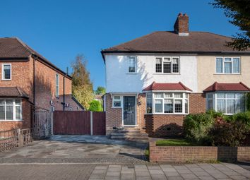 Thumbnail 3 bed semi-detached house for sale in Kechill Gardens, Bromley