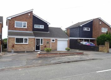 Thumbnail 3 bed detached house for sale in Clifton Way, Hinckley