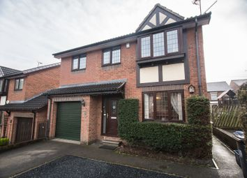Thumbnail 4 bed detached house for sale in Thornbrook Close, Chapeltown