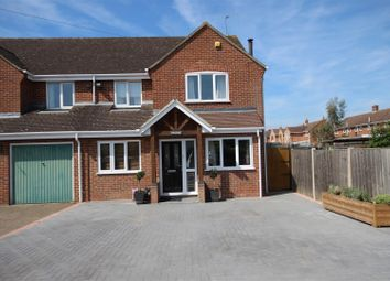 Thumbnail 4 bed semi-detached house to rent in White Road, East Hendred, Wantage