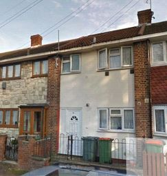 Thumbnail 3 bed terraced house to rent in Tate Road, London