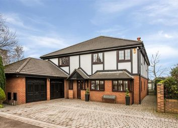 Thumbnail 5 bedroom detached house for sale in Corless Fold, Astley, Manchester
