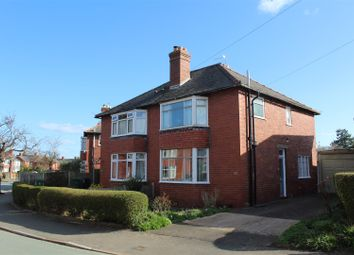 Thumbnail 3 bed semi-detached house for sale in Meole Crescent, Shrewsbury