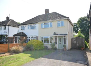 Thumbnail 3 bed semi-detached house for sale in Field Close, Chessington, Surrey