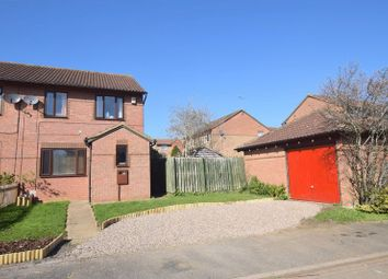 Thumbnail 3 bed semi-detached house for sale in Hexham Gardens, Bletchley, Milton Keynes
