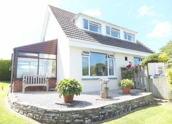 Thumbnail 4 bedroom property for sale in The Glebe, Week St Mary, Holsworthy