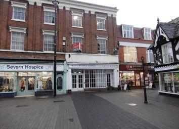 Thumbnail Retail premises for sale in 17 Market Square Wellington, Telford