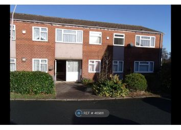 Thumbnail 2 bed flat to rent in Roston Close, Mansfield