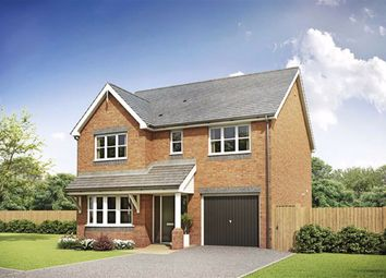 Thumbnail 4 bed detached house for sale in Hanslei Fields, Ansley, Nuneaton
