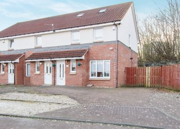 Thumbnail 4 bed end terrace house for sale in School Lane, Cambuslang, Glasgow