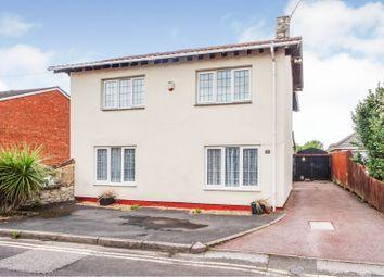 York Drove, Southampton SO18. 4 bed detached house