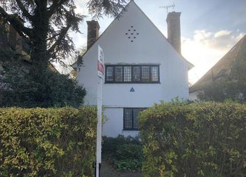 Thumbnail 4 bed detached house for sale in Hampstead Way, Hampstead Garden Suburb, London