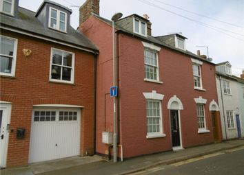 Thumbnail 3 bed terraced house to rent in St Michaels Lane, Bridport